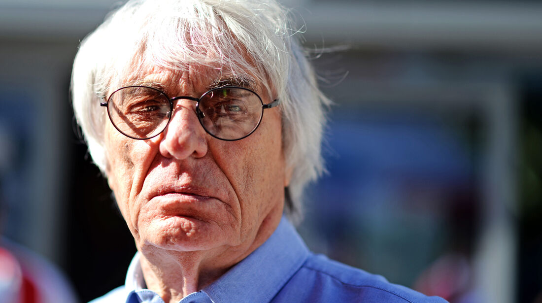 Bernie Ecclestone - Formel 1 - GP Russland - Sochi - 9. Oktober 2014