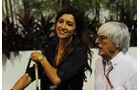 Bernie Ecclestone - Formel 1 - GP Singapur - 19. September 2014
