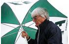 Bernie Ecclestone - Formel 1 - GP USA - Austin - Formel 1 - 24. Oktober 2015