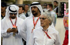 Bernie Ecclestone - GP Bahrain 2017 - Rennen