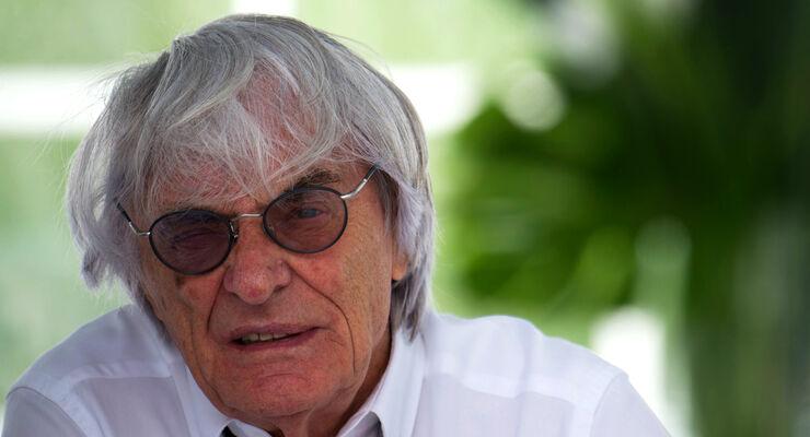 Bernie Ecclestone - GP Kanada 2015