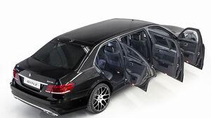 Binz Mercedes E-Klasse facelift Stretchversion