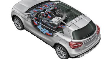 Bis 2017 müssen Hersteller ein neues Kühlmittel für Autoklimaanlagen einsetzen.