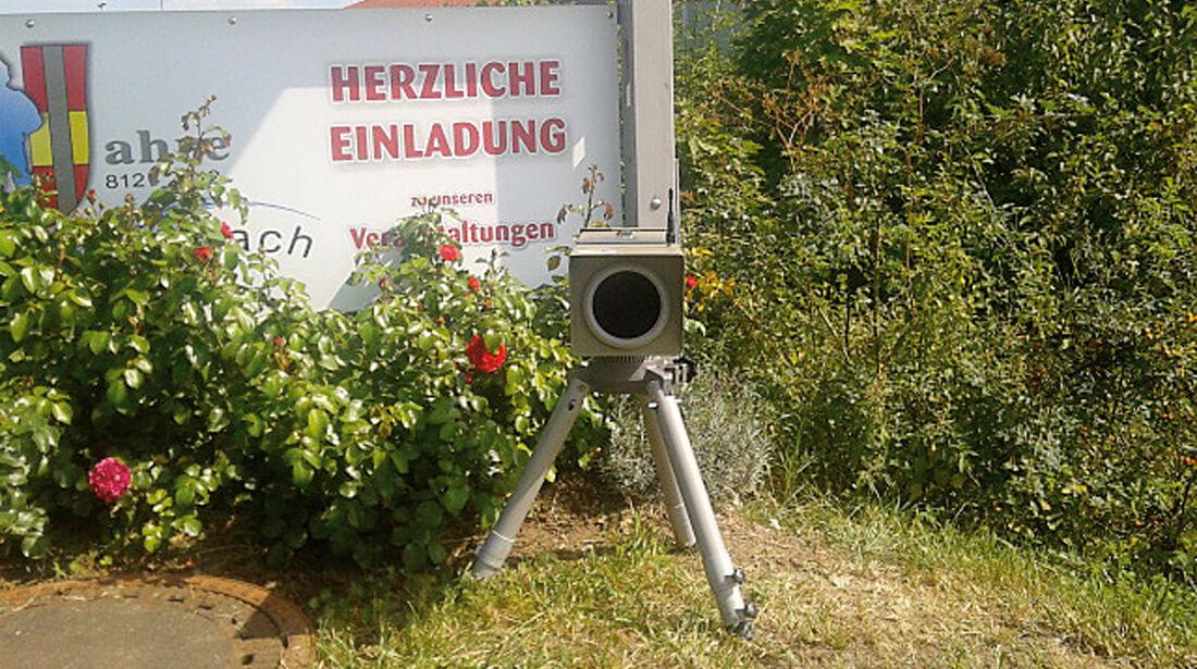 Blitzer-App Bamberg, Blitzer