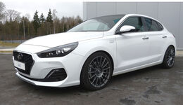 Boes Motorsport Hyundai i30 Fastback
