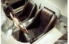 Borgward RS 1500, Fahrersitz