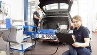 Bosch Dieseltechnik Stickoxid-Reduktion RDE-Test