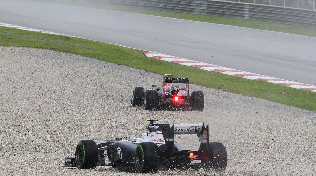 Bottas GP Malaysia 2013