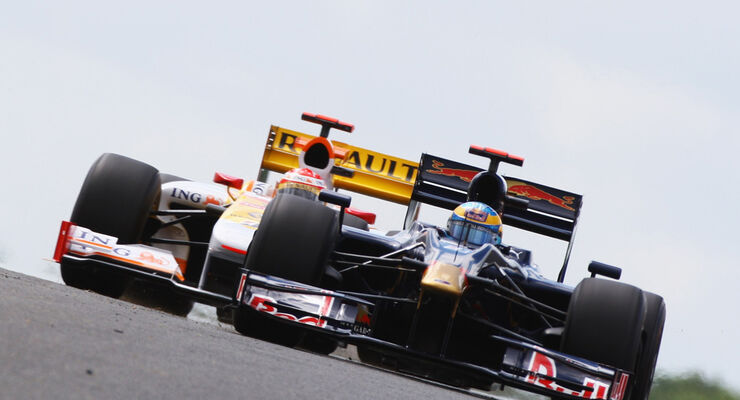 Bourdais & Alonso