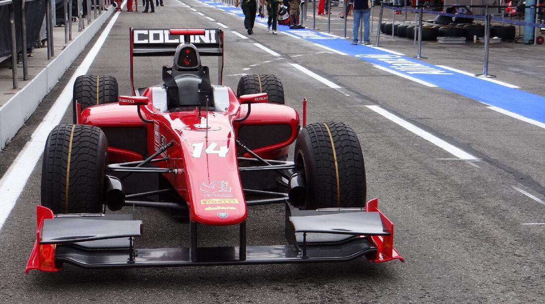 Boxengasse - Formel 1 GP Deutschand - 19. Juli 2012