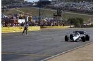 Brabham-BMW BT52B Turbo - Nelson Piquet - GP Südafrika 1983 - Formel 1