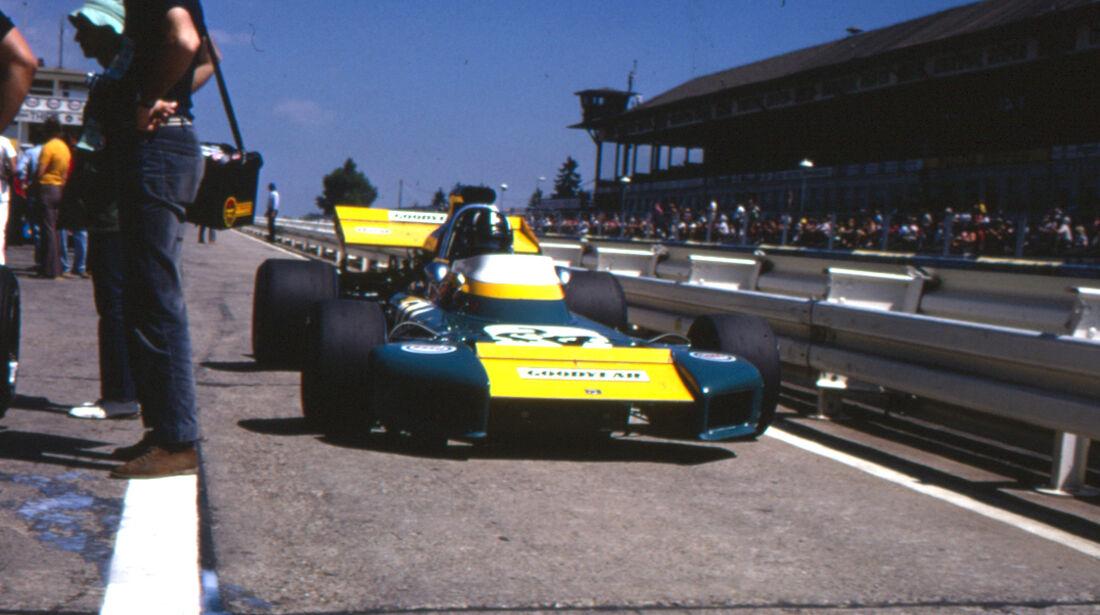 Brabham BT34 - Verrückte F1 Ideen