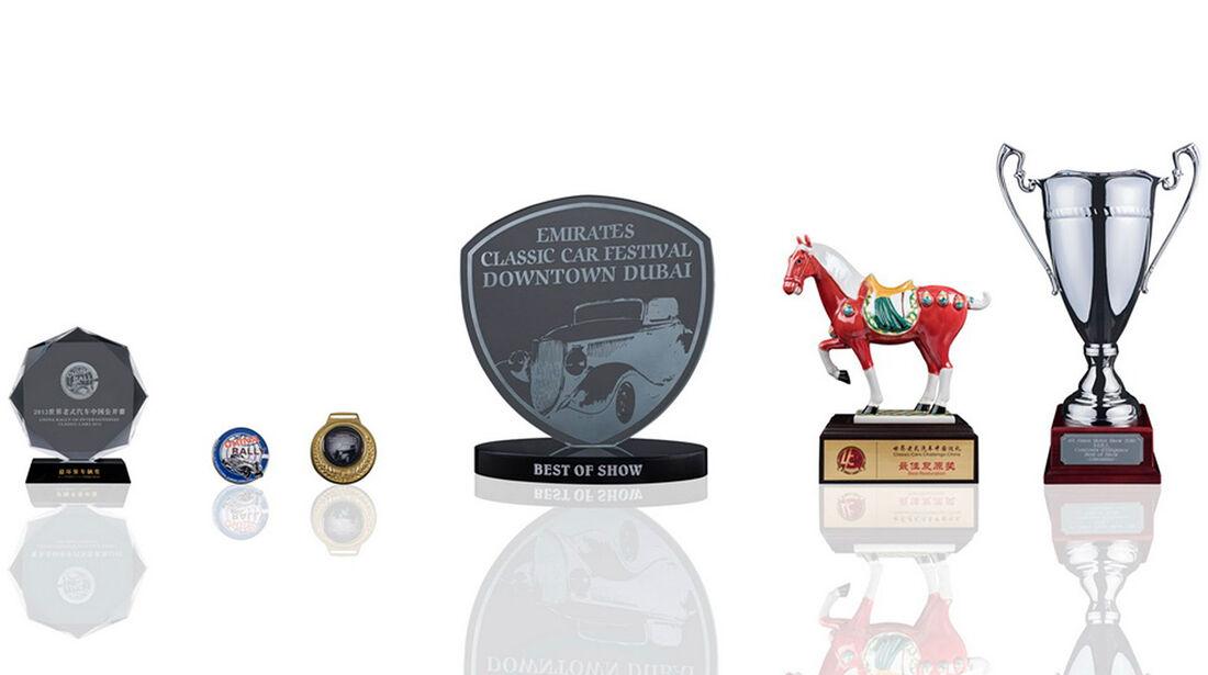 Brabus Classic Pokale