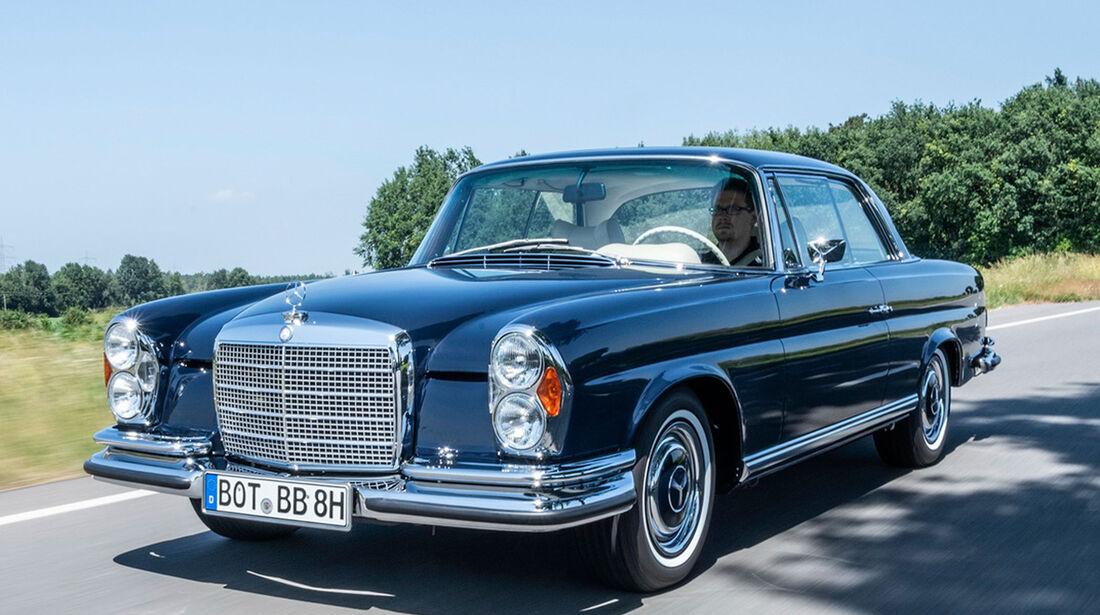 Brabus Classic W 111 Coupé 280 SE 3.5