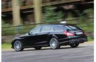 Brabus-Mercedes CLS 500, Heckansicht