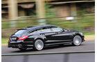 Brabus-Mercedes CLS 500, Seitenansicht