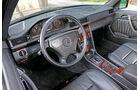 Brabus-Mercedes E 500, Cockpit