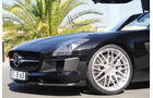 Brabus Mercedes SLS AMG, Felge