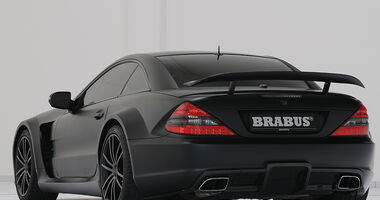 Brabus T65 RS Mercedes SL 65 AMG Black Series