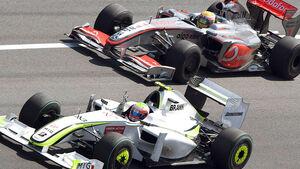 Brawn & McLaren