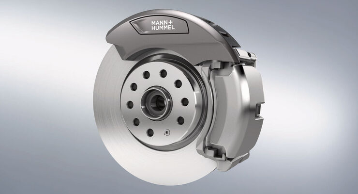 Bremsstaubpartikelfilter Mann + Hummel