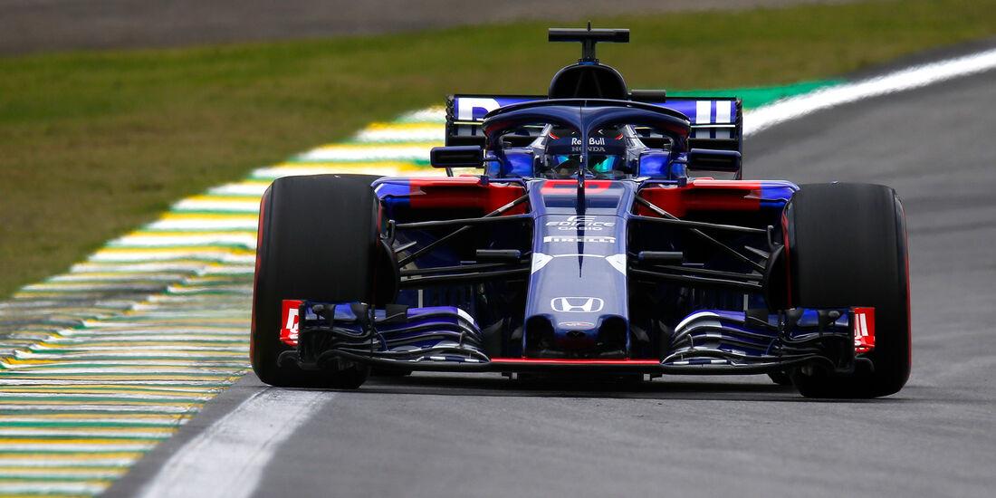 Brendon Hartley - Formel 1 - GP Brasilien 2018