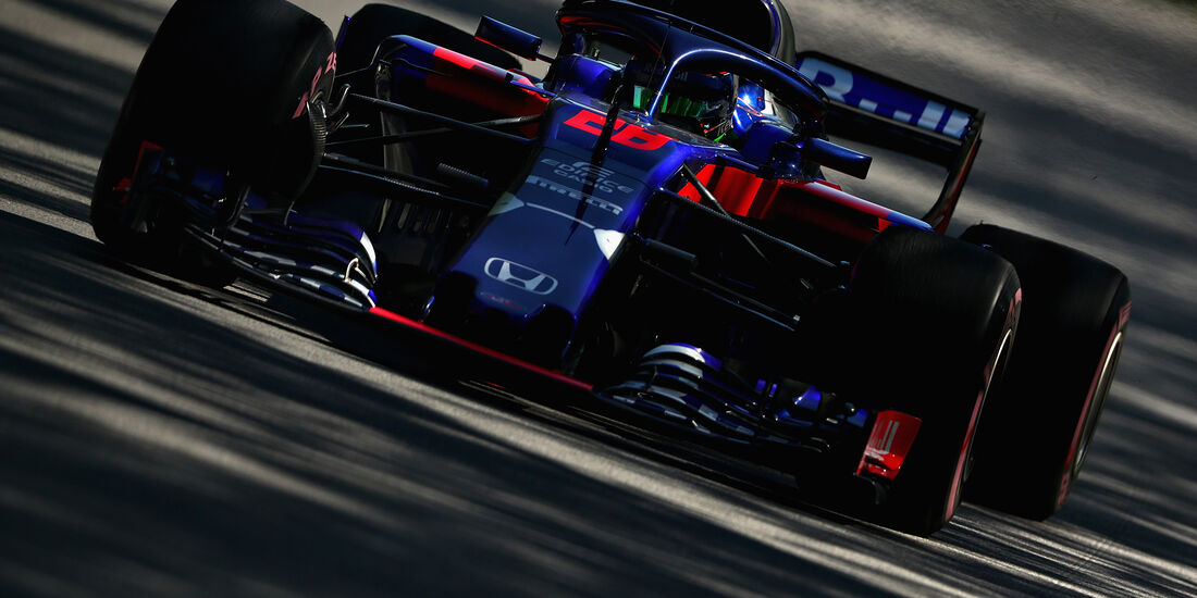 Brendon Hartley - Formel 1 - GP Kanada 2018