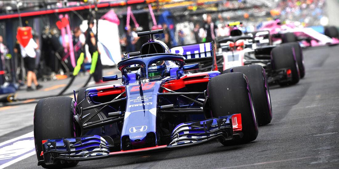 Brendon Hartley - GP Australien 2018