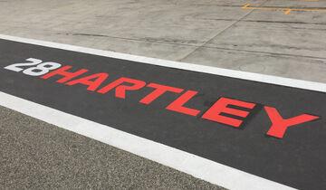 Brendon Hartley - GP Bahrain 2018