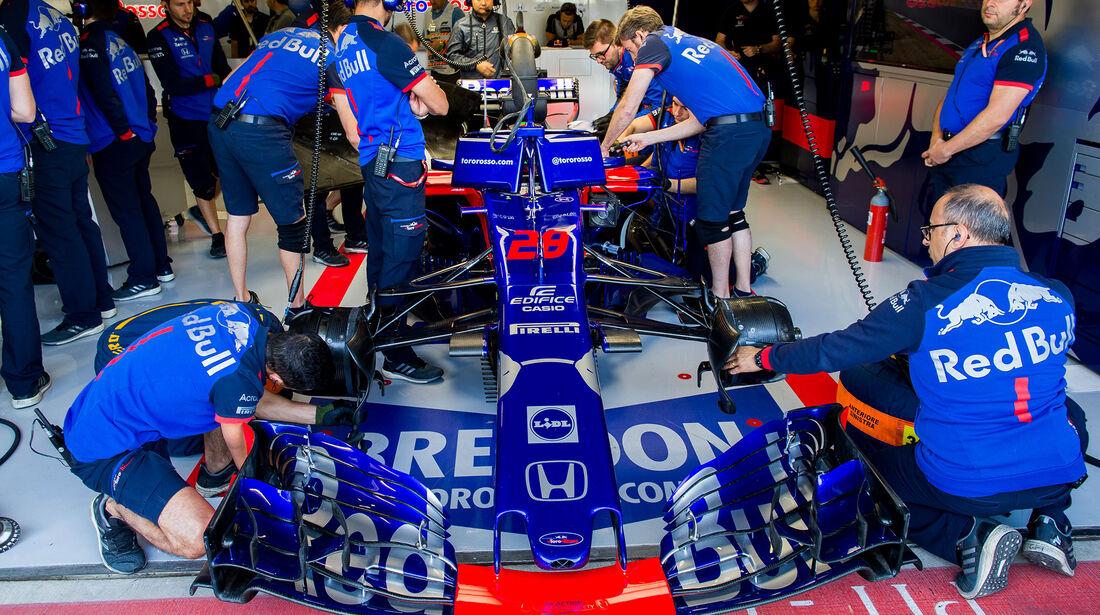 Brendon Hartley - GP England 2018