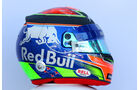 Brendon Hartley - Helm - Formel 1 - 2018