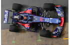 Brendon Hartley - Toro Rosso - Formel 1 - Test - Barcelona - Tag 3 - 28. Februar 2018