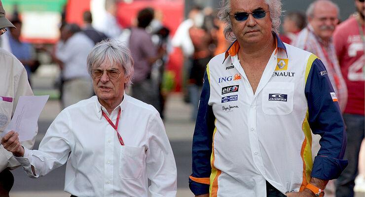 Briatore & Ecclestone