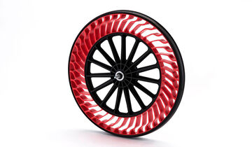 Bridgestone Air Free Bicycle Tire