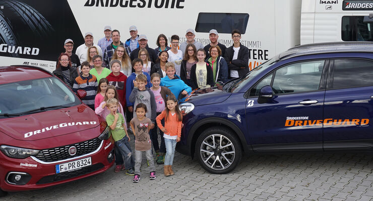 Bridgestone Family Safety Drive 2017, Advertorial, Fahrtraining