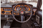 Bristol 412 SII Zagato, Cockpit