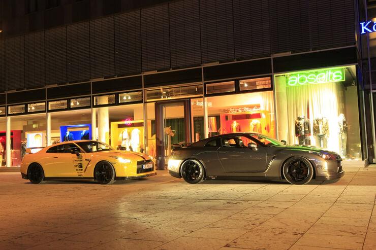 Brömmler Motorsport-Nissan GT-R, Importracing-Nissan GT-R