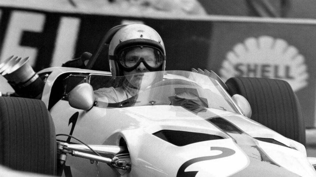 Bruce McLaren 1966