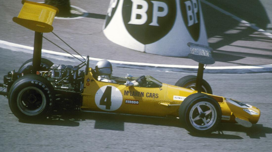 Bruce McLaren - 1969