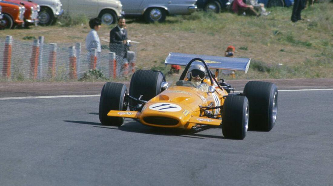 Bruce McLaren 1970
