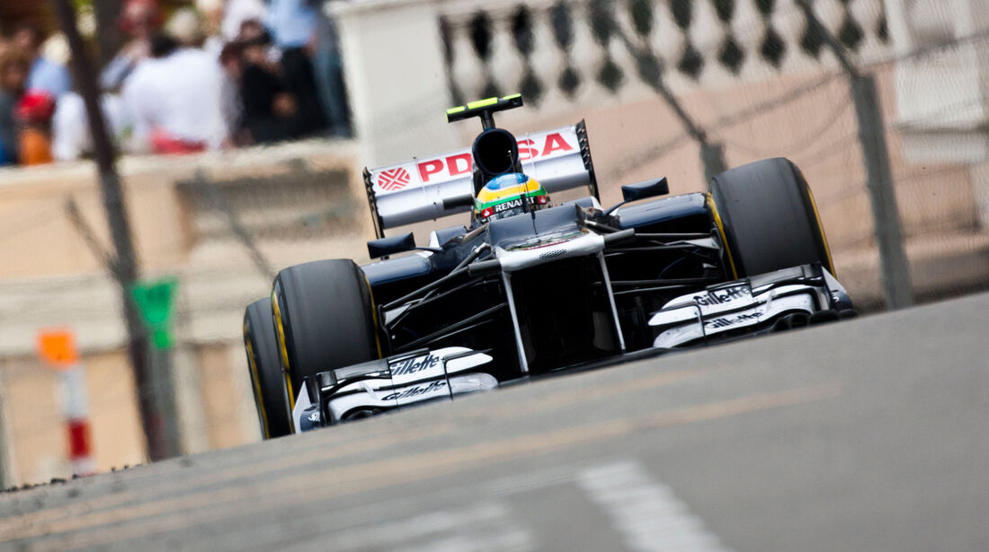 Bruno Senna Formel 1 2012