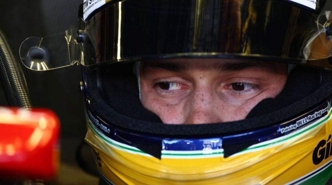 Bruno Senna - GP Italien - Monza - 9. September 2011