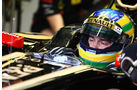 Bruno Senna - GP Ungarn - Formel 1 - 29.7.2011