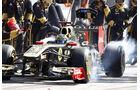 Bruno Senna Renault GP Italien 2011