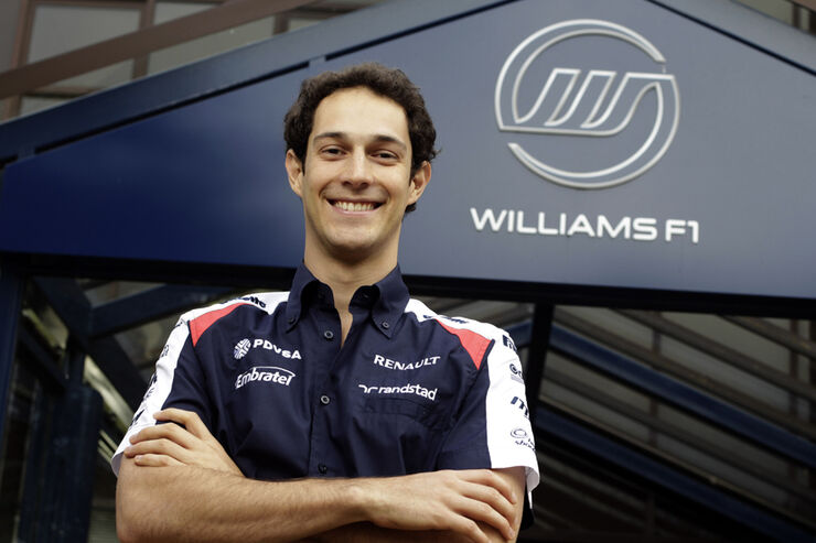 Bruno Senna - Williams 2012