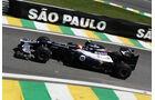 Bruno Senna - Williams - Formel 1 - GP Brasilien - Sao Paulo - 23. November 2012