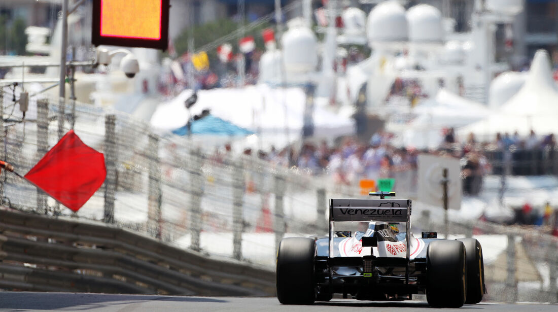 Bruno Senna - Williams - Formel 1 - GP Monaco - 26. Mai 2012