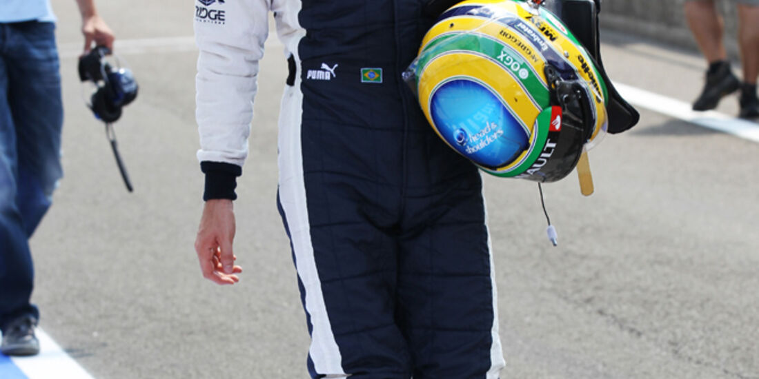 Bruno Senna - Williams - Formel 1 - GP Ungarn - Budapest - 28. Juli 2012