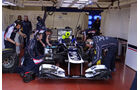 Bruno Senna - Williams - Formel 1-Test - Mugello - 2. Mai 2012