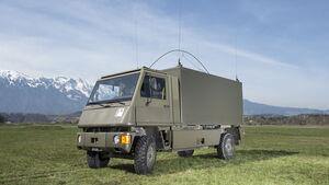Bucher Duro Schweizer Armee